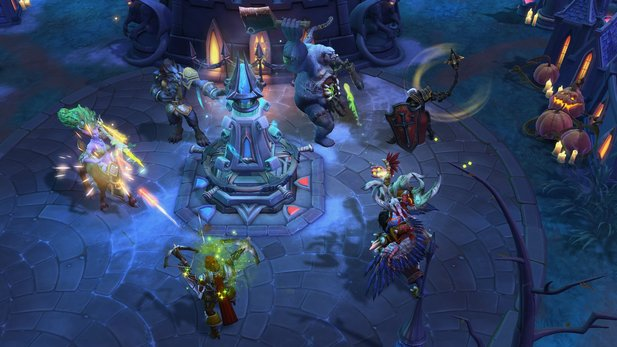 Blizzard hat mehrere Accounts in Heroes of the Storm wegen AFK-Aktionen und Feeding gebannt.