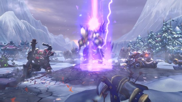 Heroes of the Storm - Gameplay-Video: Das neue Warcraft-Schlachtfeld »Alterac Pass«