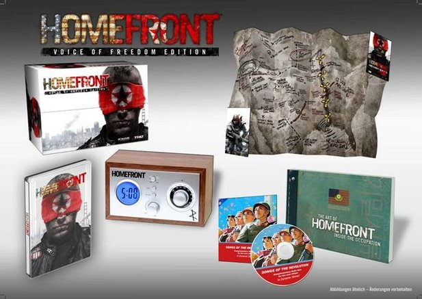 Voice of Freedom-Edition von Homefront
