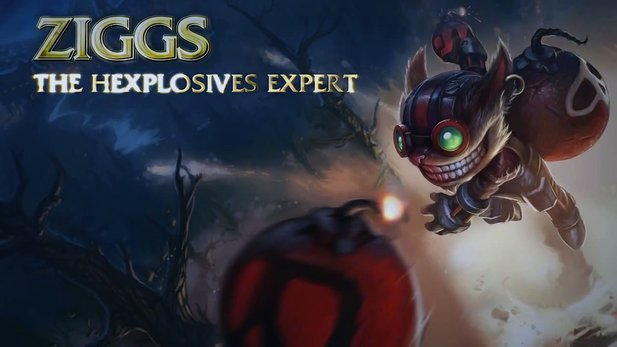 Champion-Spotlight Ziggs