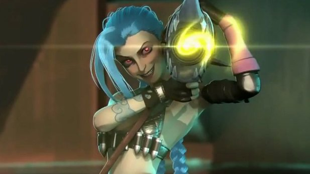 League of Legends - Musikvideo zum neuen Champion Jinx