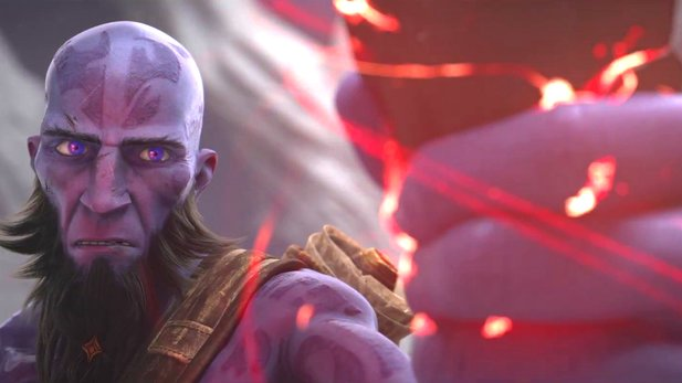 "League of Legends - ""Der Ruf der Macht"": Ryze im Cinematic-Renderfilm"
