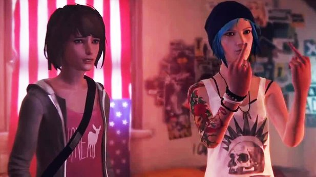 Life is Strange - Launch-Trailer zur ersten Adventure-Episode