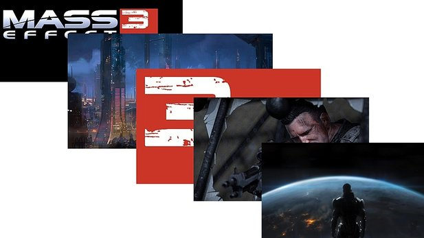 Mass Effect 3 Wallpaper :