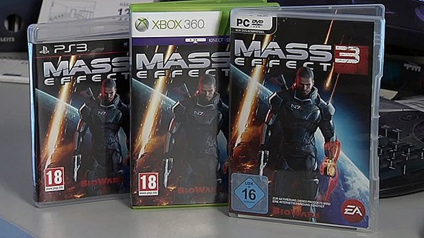 Mass Effect 3 - Boxenstopp-Video