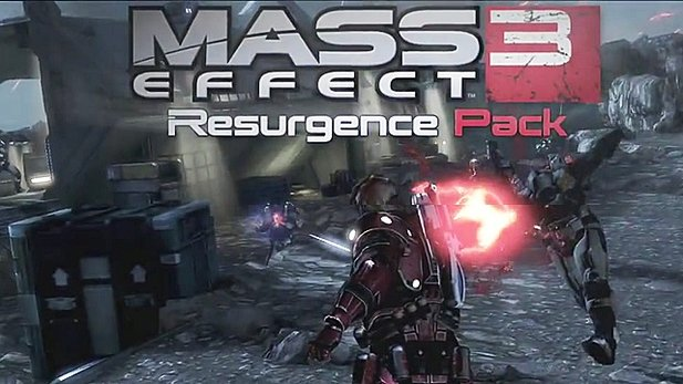 Mass Effect 3 - Trailer zum Resurgence-DLC