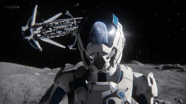 Mass Effect: Andromeda - Andromeda Initiative Orientierungsbriefing
