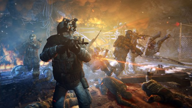 Test-Video von Metro: Last Light
