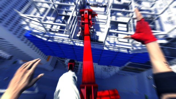 »Leap of Faith« in Mirror's Edge: essentiell für Battlefield 3
