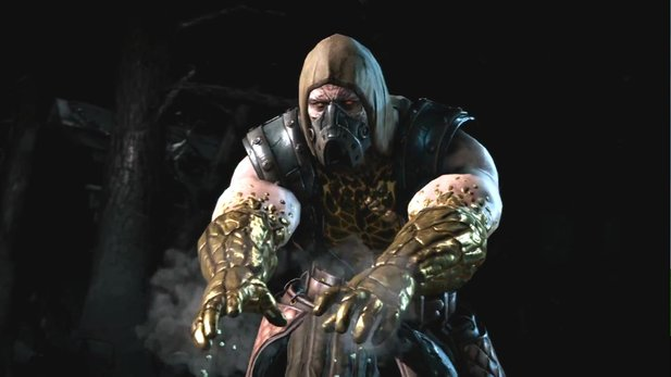 Mortal Kombat X - Gameplay-Trailer stellt Kämpfer Termor vor