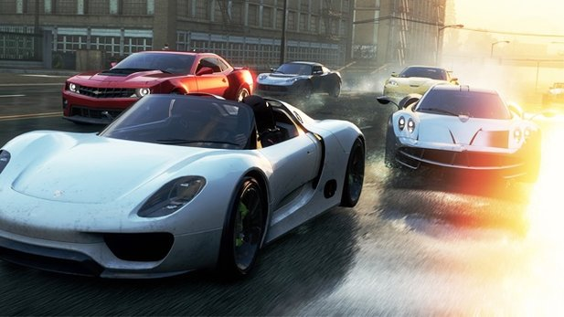 Need for Speed: Most Wanted - Test-Video für PC