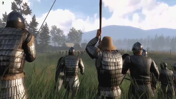 Of Kings And Men - Early-Access-Trailer zeigt Kämpfe im Mittelalter-Kriegsspiel