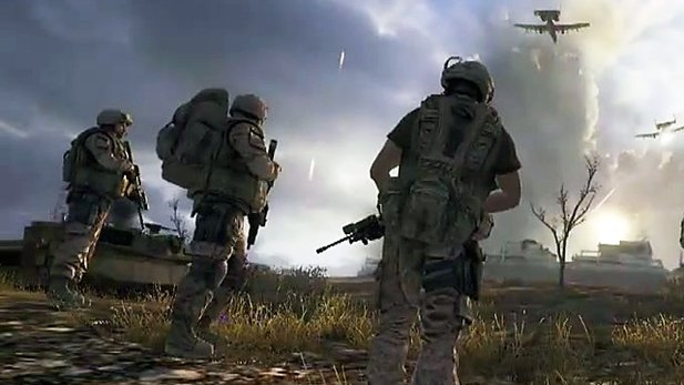 Der Patch 1.2 für Operation Flashpoint: Red River ist da.