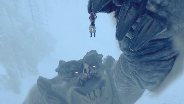 Prey for the Gods könnte ein Shadow of the Colossus für den PC werden.