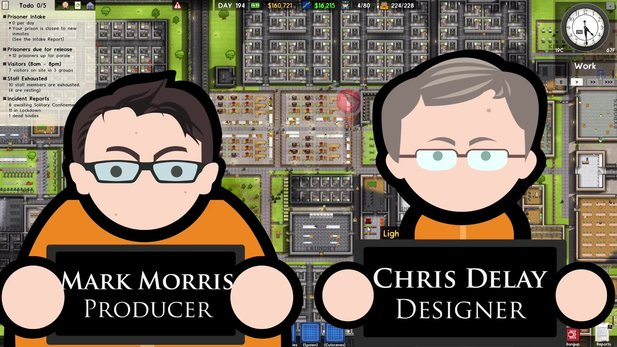 Prison Architect - Entwickler-Video zum Update 5: Performance, 3D-Modus, Thermodynamik