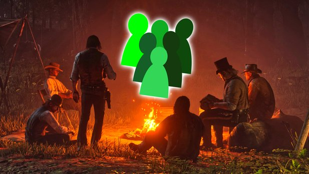 With Red Dead Online, Red Dead Redemption 2 offers an MMO mode that now also serves as a Skype replacement.