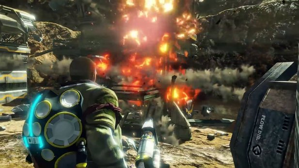 Red Faction Guerrilla Re-Mars-tered Edition - Trailer zum Release der Neuauflage für PC, PS4 und Xbox One