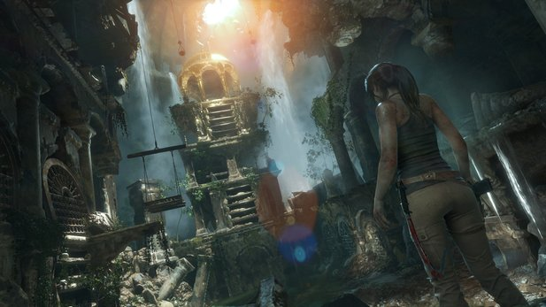 In einem Interview verriert Game Director Brian Horton neue Details zu Rise of the Tomb Raider.