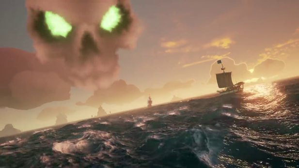 Sea of Thieves - Entwicklervideo: So funktionieren die Skelettfestungen