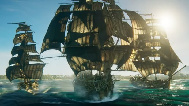 Skull and Bones - Cinematic E3-Trailer
