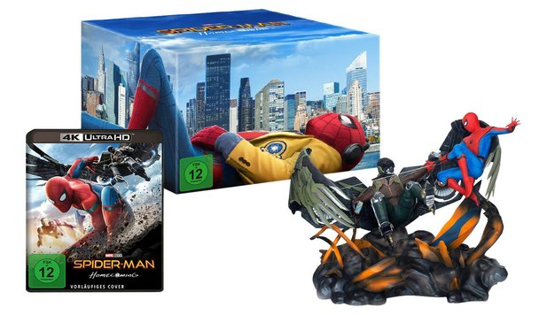 Spider-Man: Homecoming Limited Edition