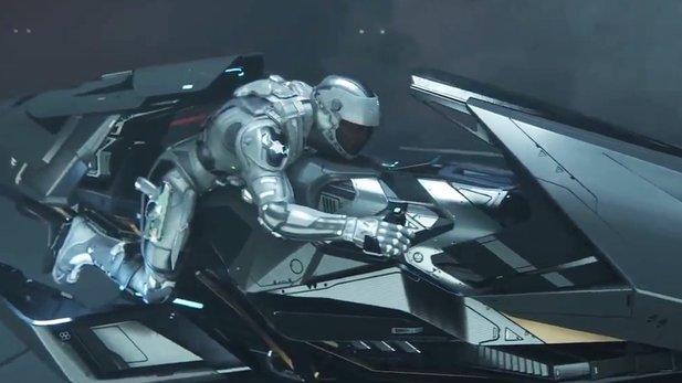 "Star Citizen Update 3.0 - Gamescom-Trailer stellt Gleiter ""Aopoa Nox"" vor"