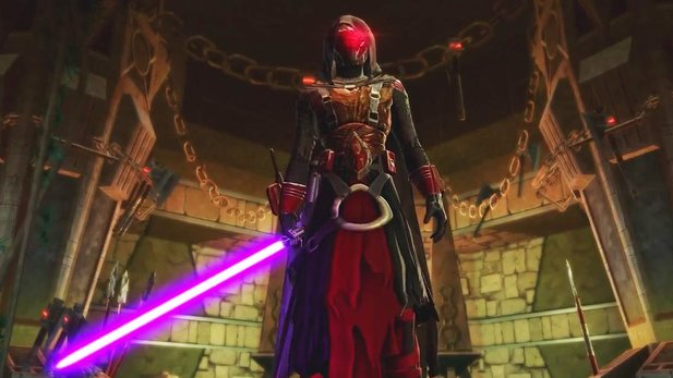 Star Wars: The Old Republic - Teaser-Trailer: »A Deadly Force Returns«