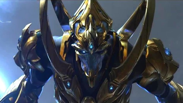 Starcraft 2: Legacy of the Void - Opening Cinematic Trailer