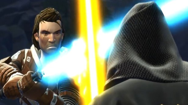 Star Wars: The Old Republic - Cutscene-Trailer zum Addon »Knights of the Eternal Throne«