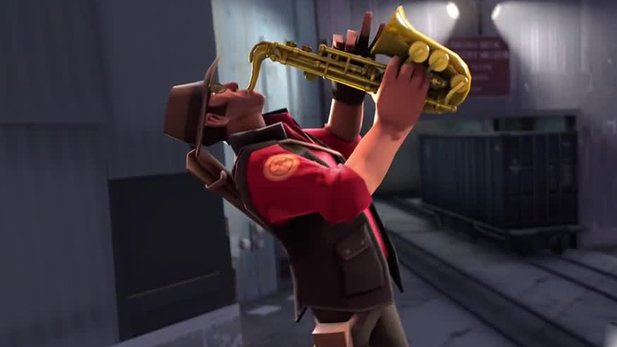 Team Fortress 2 - Neue Taunts im Ingame-Trailer