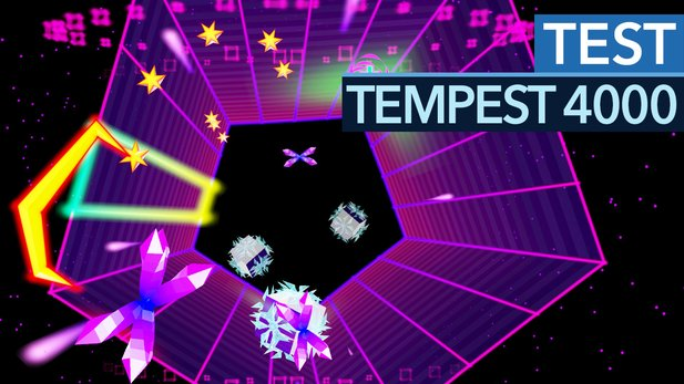 Tempest 4000 - Test-Video: Das Remake zum Remake des Remake