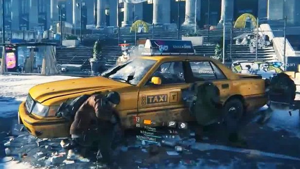 The Division - Entwickler-Video zum Soundtrack
