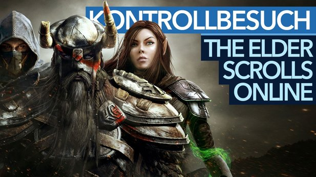 The Elder Scrolls Online - Kontrollbesuch-Video zum neuen »One Tamriel«-Update