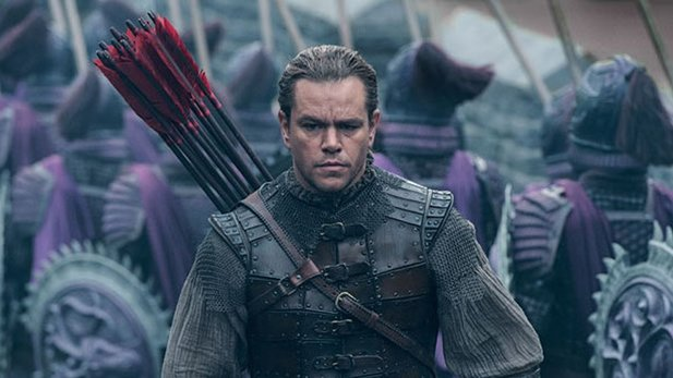 The Great Wall - Trailer: Matt Damon geht auf Monsterjagd