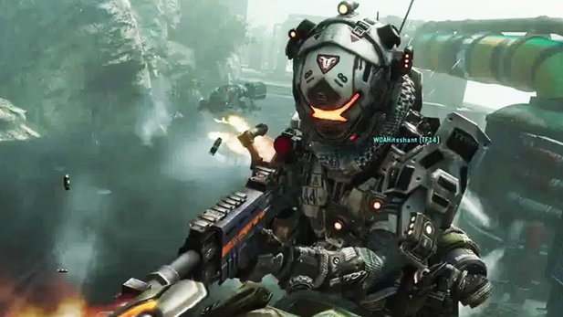 Gameplay-Trailer von Titanfall: Expedition