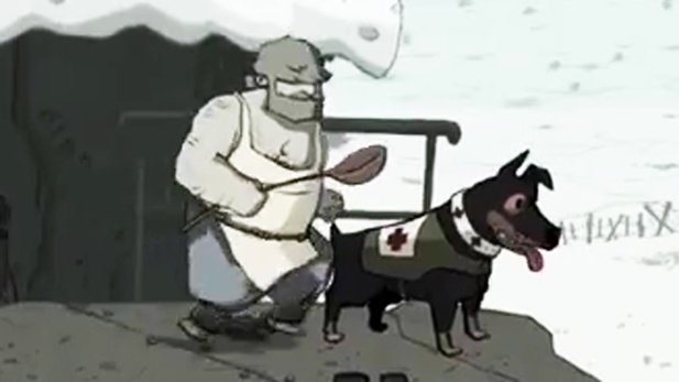 Valiant Hearts - Launch-Trailer zum Anti-Kriegs-Adventure