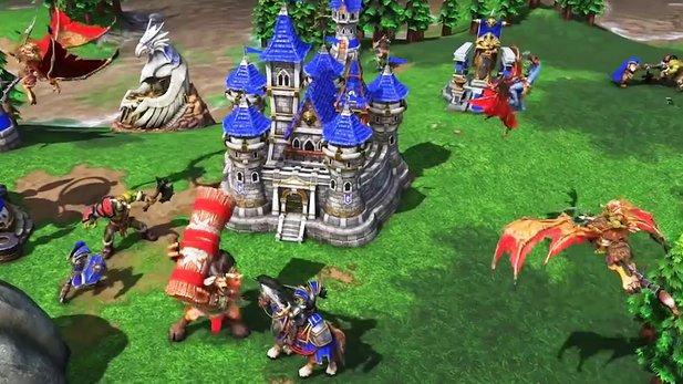 Warcraft 3: Reforged - Remaster angekündigt