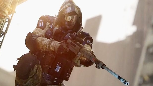 Teaser-Trailer von Warface