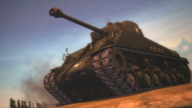 World of Tanks - American Tanks-Trailer
