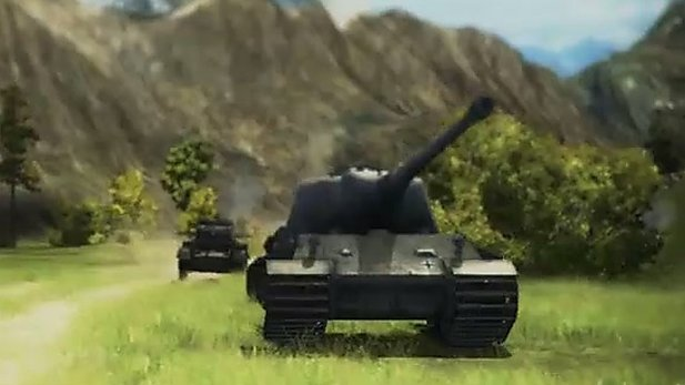 Trailer zu den neuen Karten in World of Tanks