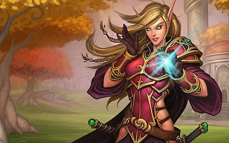 World of Warcraft: Burning Crusade - Dauertest zum ersten WoW-Addon.