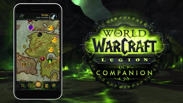 World of Warcraft: Legion - Trailer: Das kann die Companion App für Mobile
