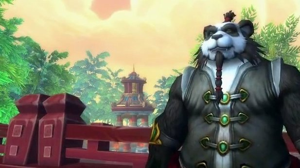 WoW: Mists of Pandaria - Debüt-Trailer