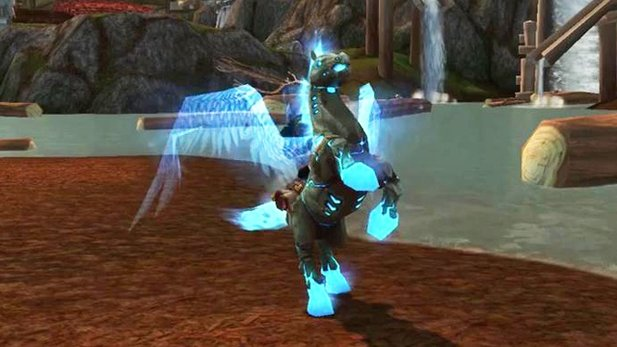 Pegasus-Video von World of WarCraft