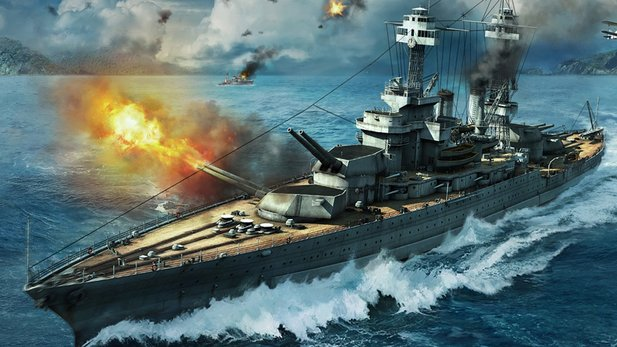 World of Warships - Cinematic-Trailer zum Start der Closed Beta