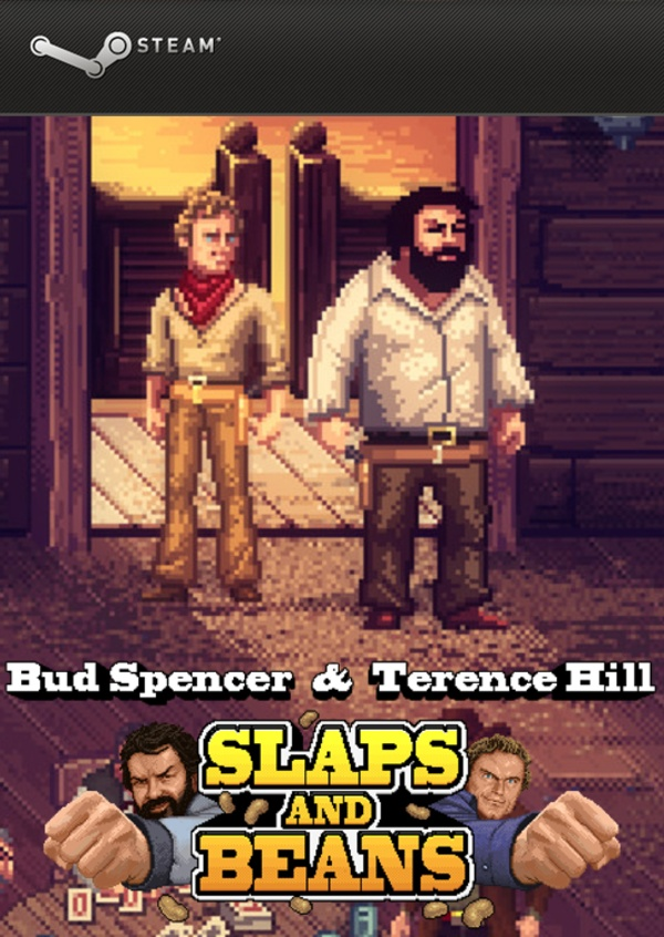 Cover zu Bud Spencer & Terence Hill: Slaps and Beans