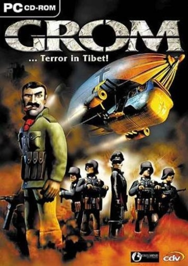 Cover zu GROM: Terror in Tibet