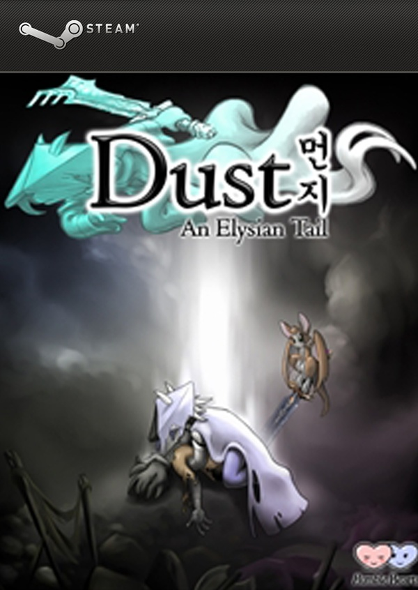 Cover zu Dust: An Elysian Tail
