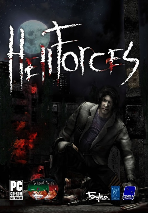 Cover zu Hell Forces