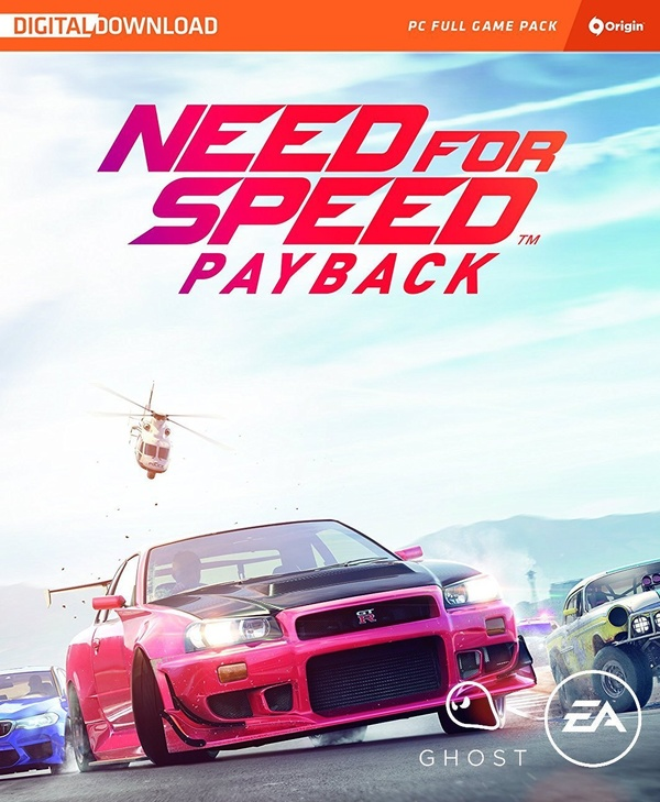 Cover zu Need for Speed: Payback